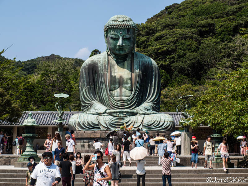 HISTORIA DE UNAS VACACIONES EN TOKIO (VIII): KAMAKURA (2ª parte)