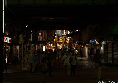 Exterior de la Estación de Ueno