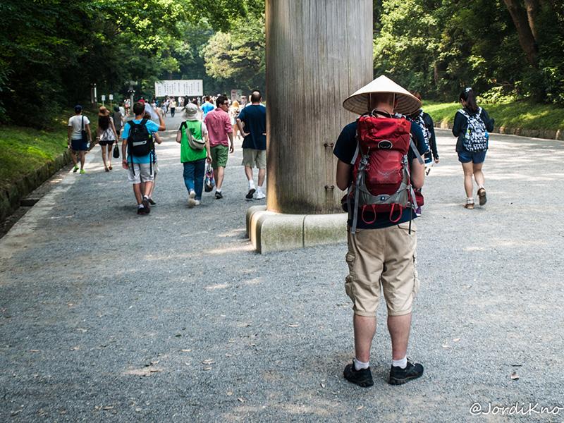 Ejemplo de integración a la cultura japonesa