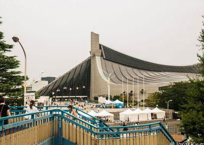 Gimnasio Nacional Yoyogi