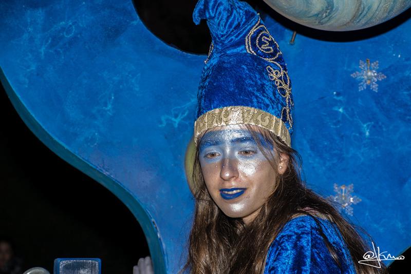 Cabalgata de Reyes Magos en Sant Joan Despí 2016