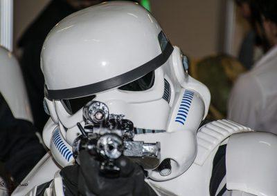 Stormtrooper, solado del imperio