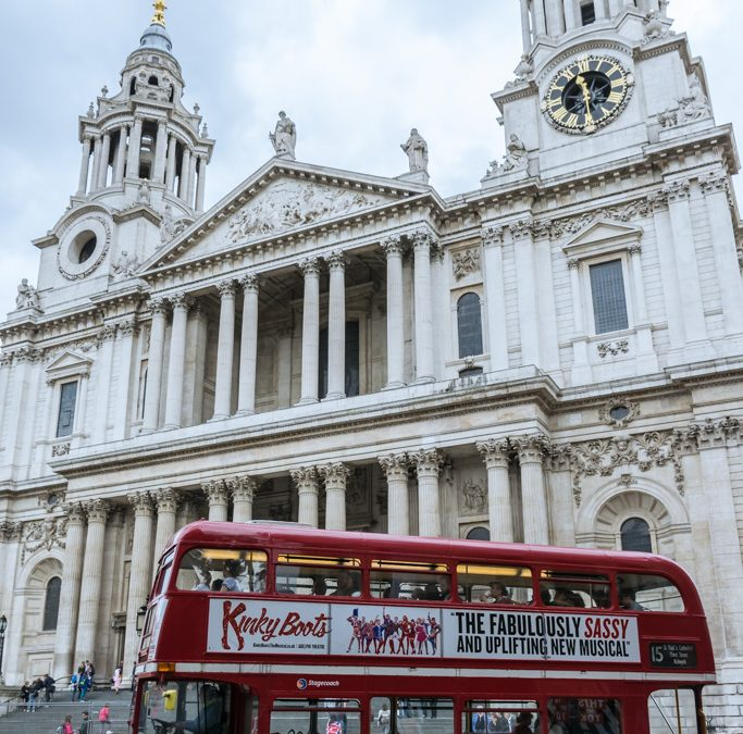 Routemaster Double Decker Bus, los autobuses de Londres