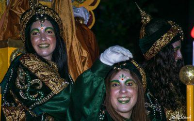Cabalgata de Reyes Magos 2017 en Sant Joan Despí