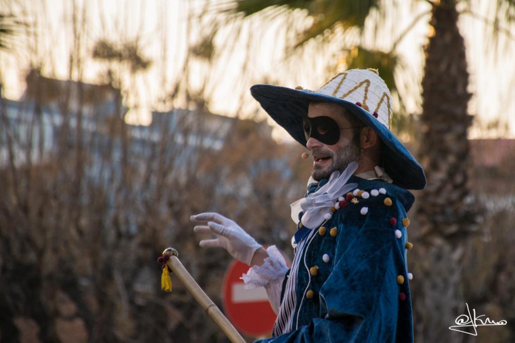 Despitoltes, el Rey del Carnaval