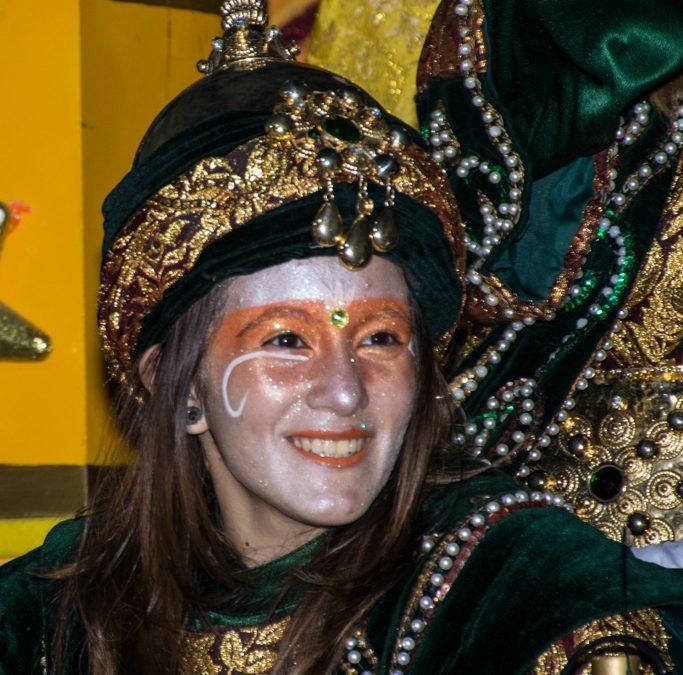 Cabalgata de Reyes Magos en Sant Joan Despí 2018
