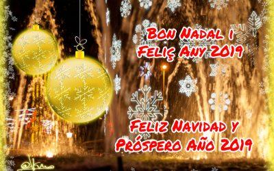 Feliz Navidad, Bon Nadal, Merry Christmas