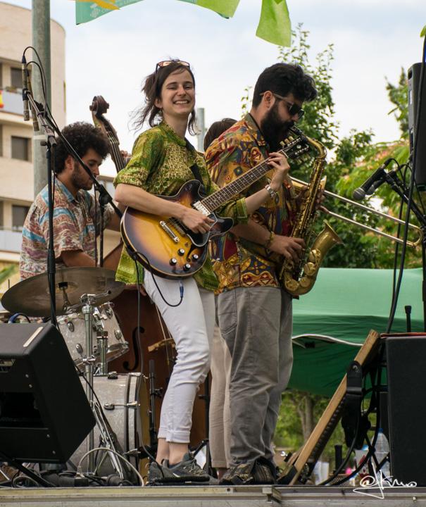Jazz en la Fiesta Mayor de Cornellà de Llobregat